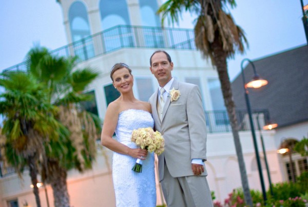 Bentwater Yacht Club Wedding