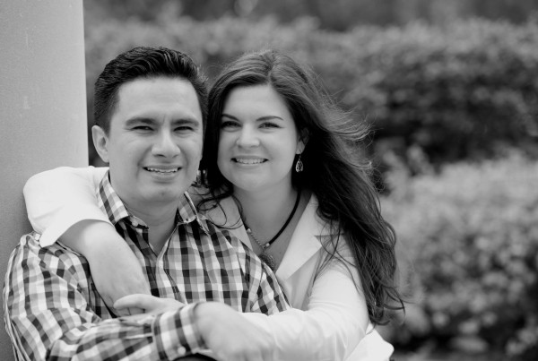 Hermann Park Couples Photography