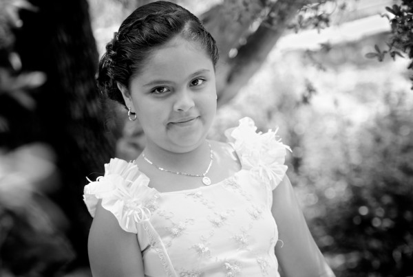 Japanese Tea Garden - First Communion Pictures - San Antonio, TX