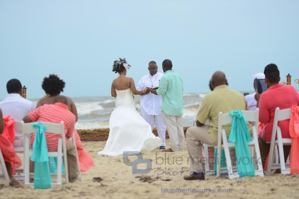 galveston seawall beach wedding galveston tx
