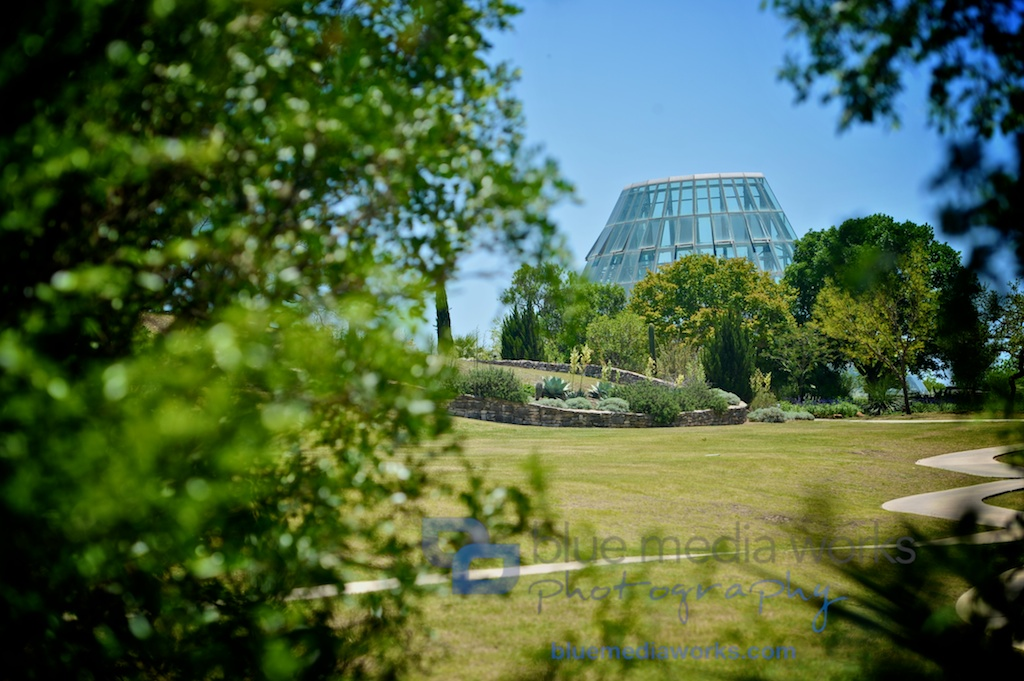 San Antonio Botanical Gardens Wedding San Antonio Tx Aja Justin