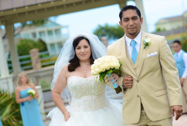 Evia Community Wedding - Galveston, TX - Galveston Wedding Photographer