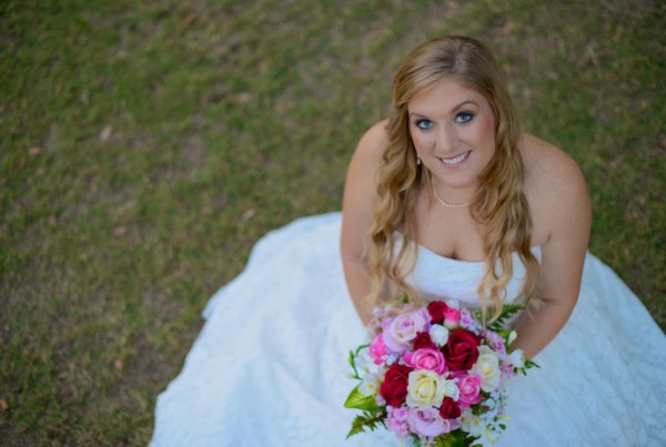 Bridal Photographer at Terry Hershey Park - Houston, TX